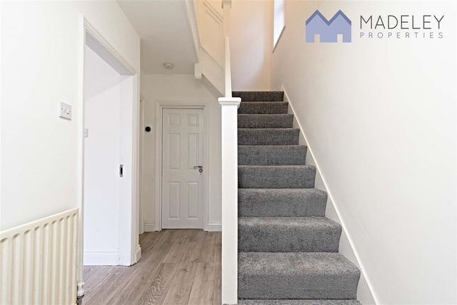 Thumbnail Semi-detached house to rent in Cloister Road, London