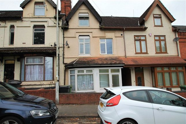 Thumbnail Detached house to rent in Oakly Road, Redditch