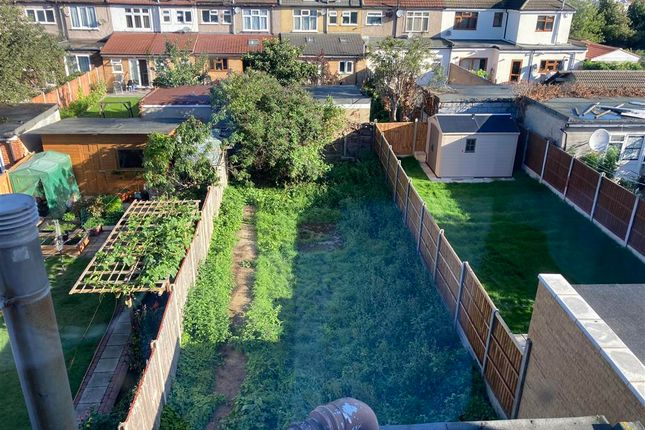 Garden View of Preston Gardens, Ilford, Essex IG1
