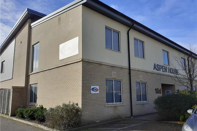 Thumbnail Office for sale in 10d Aspen House, Vantage Park, Huntingdon, Cambs