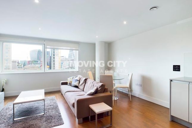 1 bed flat for sale in Crawford Building, Whitechapel High Street, Aldgate E1