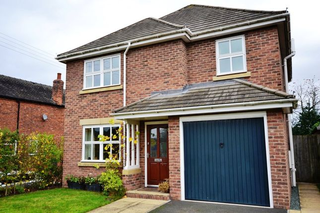 4 bed detached house for sale in Holly Drive, Market Drayton