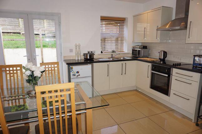 Thumbnail Semi-detached house for sale in Ffordd Werdd, Gorslas, Llanelli