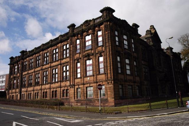 Thumbnail Flat to rent in Academy Apartments, Kilmarnock, East Ayrshire, 3BT