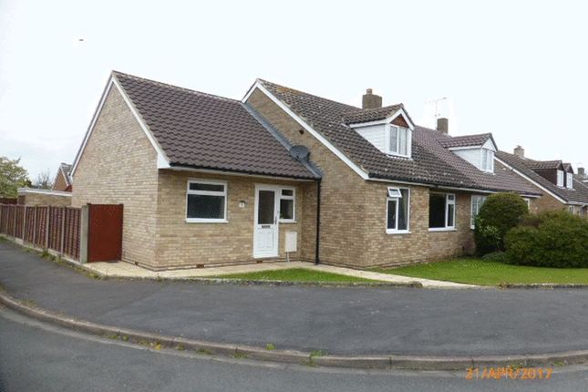 Thumbnail Bungalow to rent in Birchfield Road, Bishops Cleeve, Cheltenham