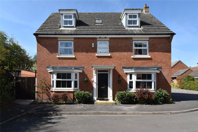 Thumbnail Detached house for sale in Pitchcombe Close Lodge Park, Redditch