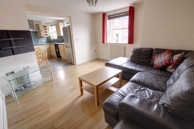 Thumbnail Flat for sale in Hastings Road, Nantwich