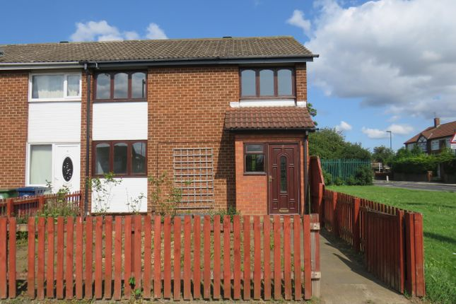 Thumbnail Semi-detached house to rent in Aberdare Road, Grangetown, Middlesbrough