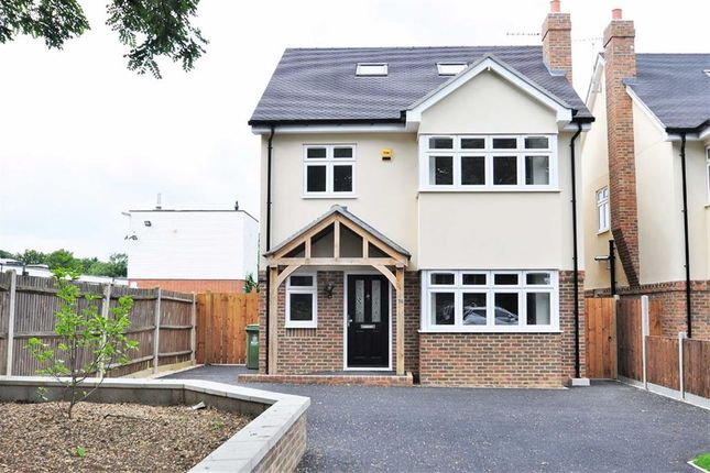 Thumbnail Detached house for sale in Lesney Park Road, Northumberland Heath, Erith