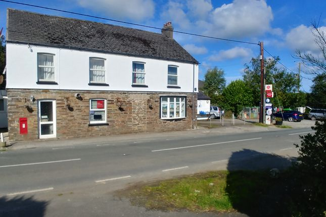 Thumbnail Retail premises for sale in Marshgate, Camelford