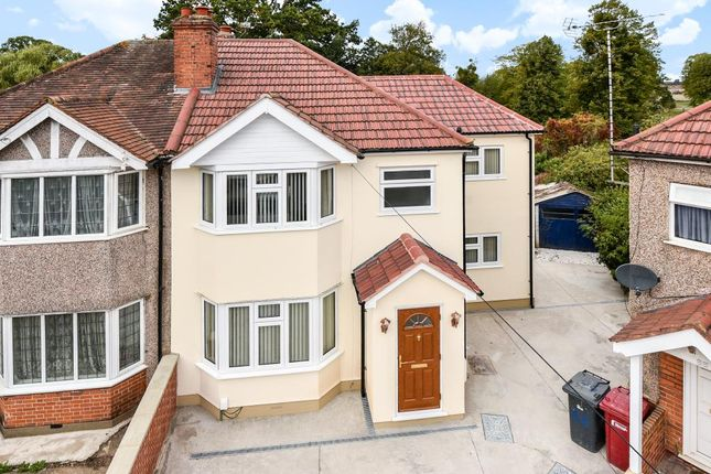 Thumbnail Semi-detached house to rent in Bradley Road, Slough