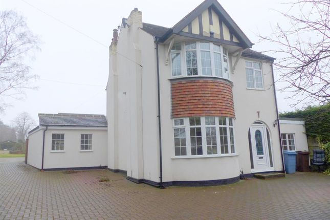 Thumbnail Detached house to rent in Southwell Road West, Mansfield