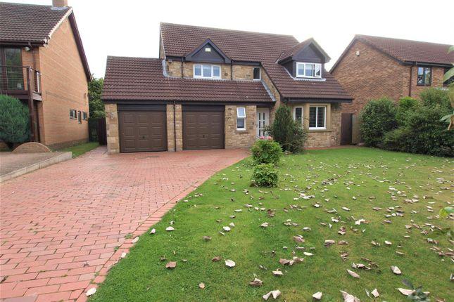 4 bed detached house for sale in Kielder Avenue, Cramlington NE23