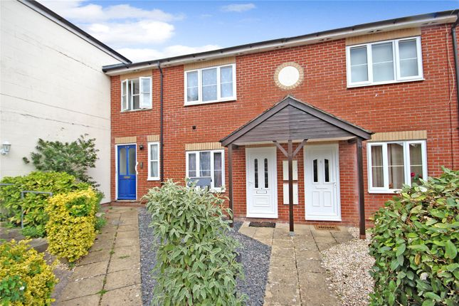 Thumbnail Terraced house for sale in Willis Way, Purton