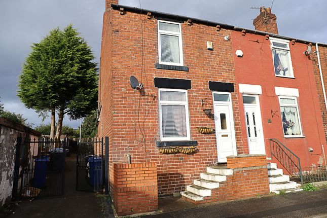 Thumbnail End terrace house for sale in Lesley Road, Goldthorpe, Rotherham