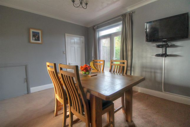 Dining Room of Chaytor Terrace North, Craghead, Stanley DH9