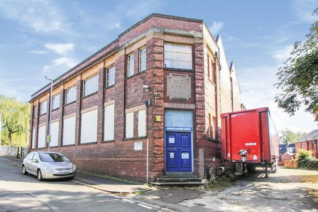 Thumbnail Light industrial to let in Old Bank Mill, Ball Haye Road, Leek