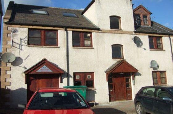 Thumbnail Flat to rent in Batchen Lane, Elgin
