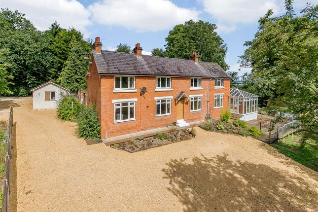 Thumbnail Detached house for sale in The Ridgeway, Astwood Bank, Redditch