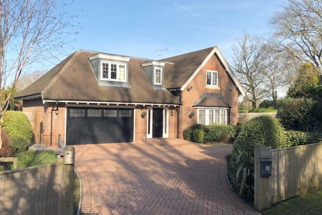 Thumbnail Detached house for sale in Rufwood, Crawley Down, West Sussex