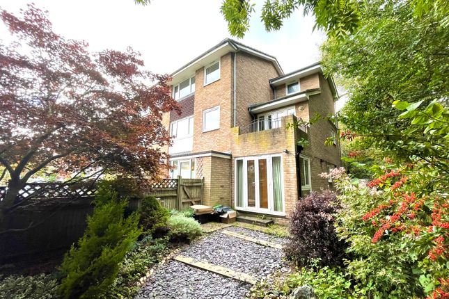 Thumbnail Town house for sale in St. Davids Close, West Wickham