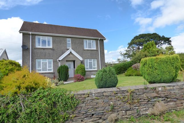Thumbnail Detached house to rent in Salem Road, St Clears, Carmarthenshire