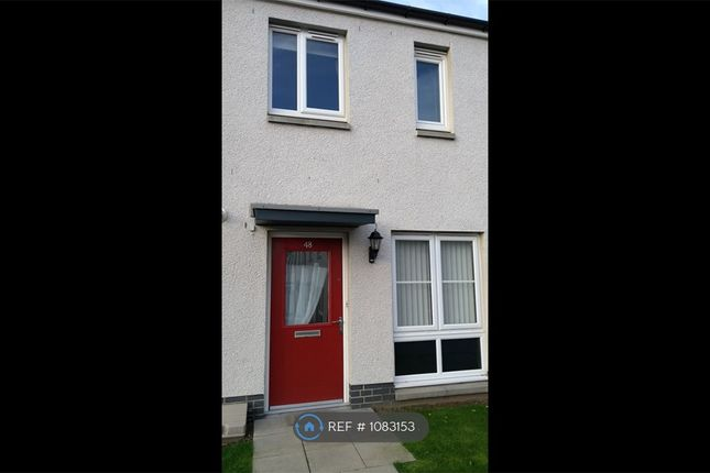 1 bed terraced house to rent in Mugiemoss Road, Bucksburn, Aberdeen AB21