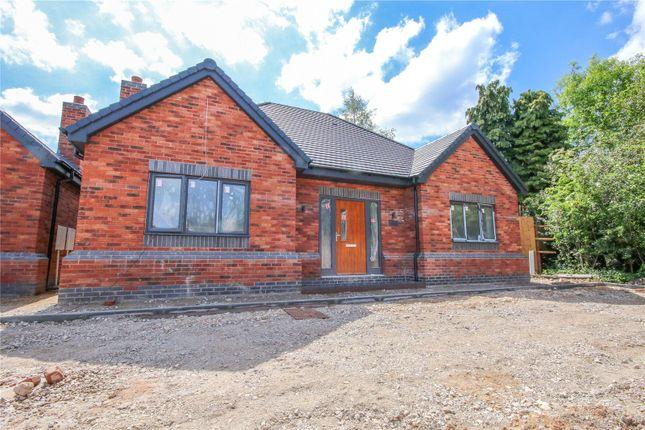 Thumbnail Bungalow for sale in Tamworth Road, Amington, Tamworth, Staffordshire