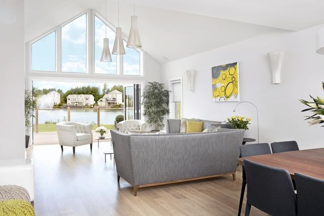 Thumbnail Detached house for sale in Plot 49 Super Grand Hampton, Summer Lake, Spine Road, South Cerney, Nr. Cirencester