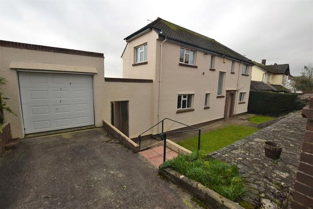 Thumbnail Detached house to rent in Barcombe Heights, Preston, Paignton, Devon
