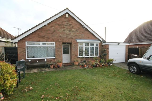 Thumbnail Detached bungalow for sale in Halstead Road, Kirby Cross, Frinton-On-Sea