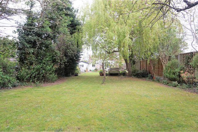 Thumbnail Semi-detached bungalow for sale in Larks Field, Longfield