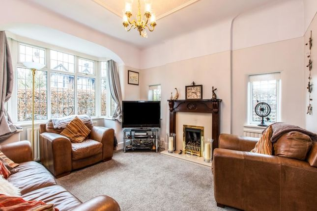 Thumbnail Detached house for sale in Green Drive, Fulwood, Preston