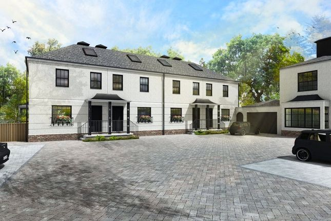Thumbnail End terrace house for sale in Datchet Road, Old Windsor, Berkshire