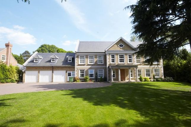 Thumbnail Property to rent in Eaton Park, Cobham, Surrey