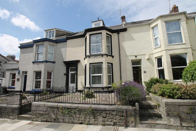 Thumbnail Terraced house for sale in Devonport Road, Plymouth