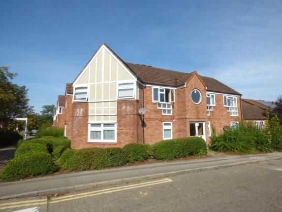 Thumbnail 1 bed flat for sale in Church Hill, Two Mile Ash, Milton Keynes, Buckinghamshire