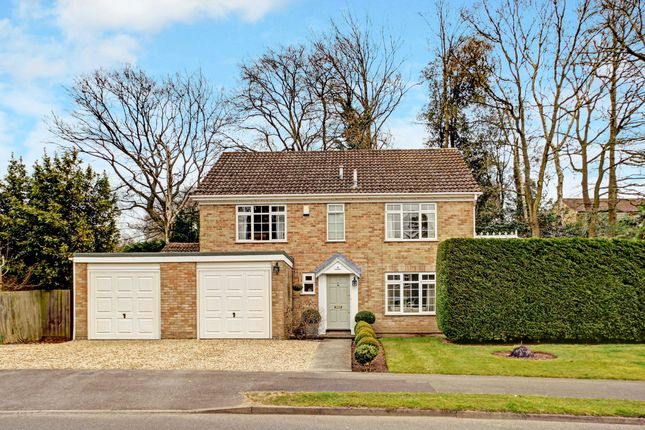 Thumbnail Detached house for sale in Normay Rise, Wash Common, Newbury