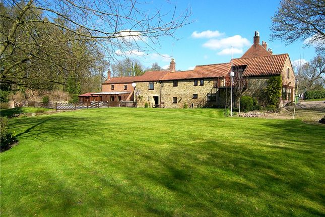 Thumbnail Detached house for sale in Knowts Hall Farm, Golden Valley, Riddings