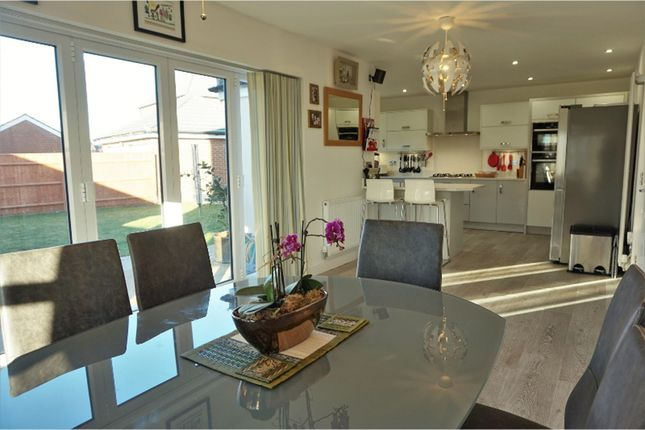 Thumbnail Detached house for sale in Sproston Place, Middlewich