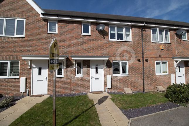 Thumbnail Terraced house for sale in Buttercup Avenue, Minster On Sea, Sheerness