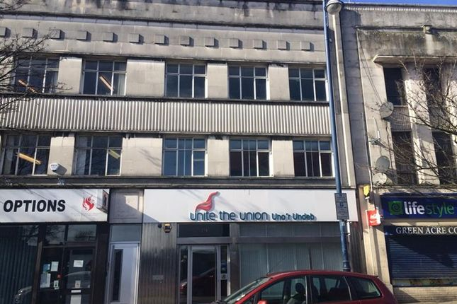 Thumbnail Office to let in Tom Williams Court, High Street, Swansea