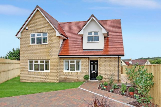 Thumbnail Detached house for sale in Greenview Grove, Holyfield Road, Waltham Abbey
