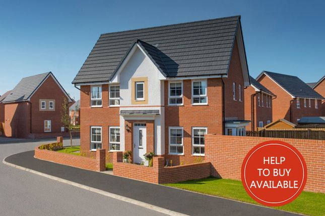 """Thumbnail Semi-detached house for sale in """"Morpeth 2"""" at Tenth Avenue, Morpeth"""
