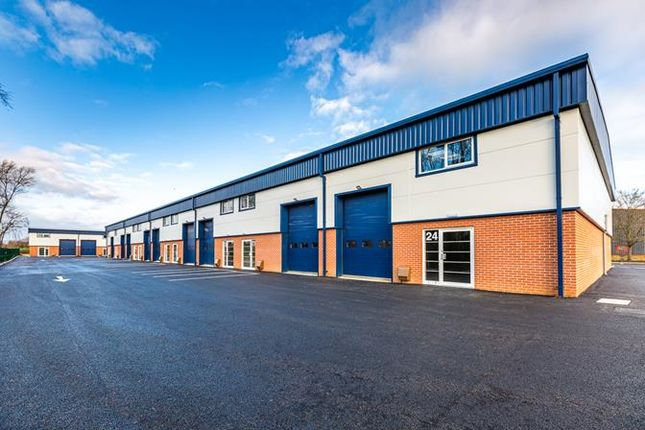 Thumbnail Light industrial for sale in Arkwright Road, Bedford