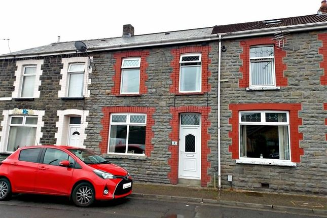Thumbnail Terraced house for sale in Danylan Road, Pontypridd