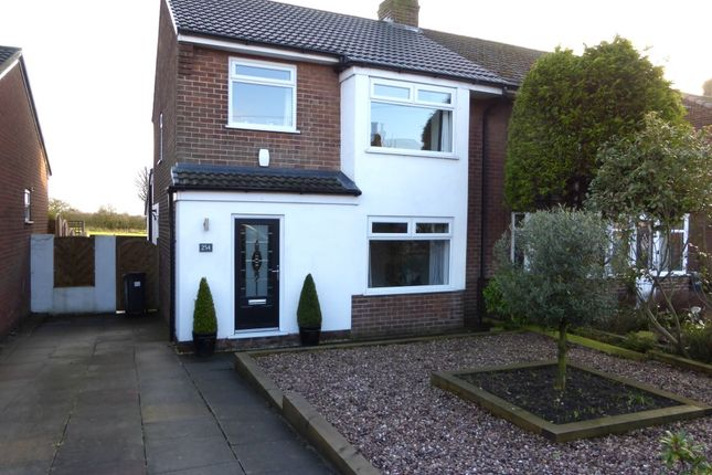 Thumbnail Semi-detached house for sale in Park Rload, Westhoughton