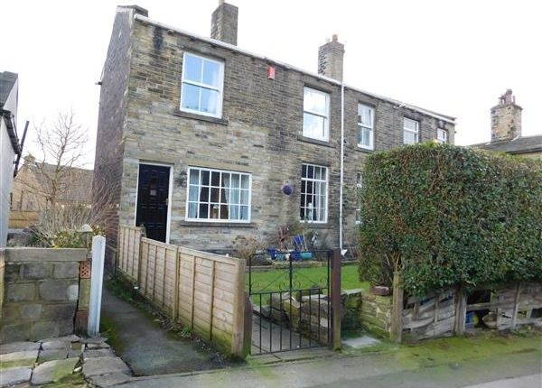 Thumbnail Cottage for sale in Mill Carr Hill Road, Oakenshaw, Bradford