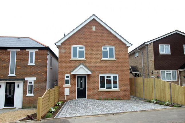 Thumbnail Detached house for sale in Connaught Road, Aldershot