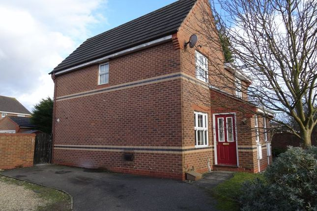 Thumbnail Semi-detached house to rent in Truro Way, Spalding